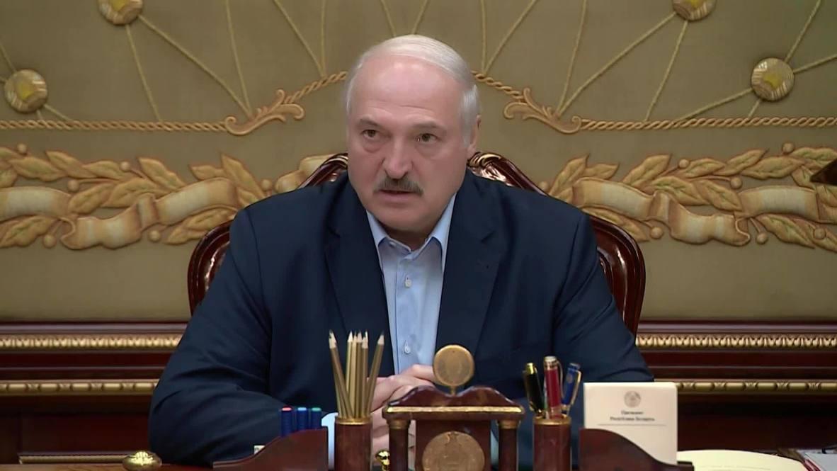 Belarus: 'We need truth' – Lukashenko accuses Russia of secretly sending servicemen to Minsk