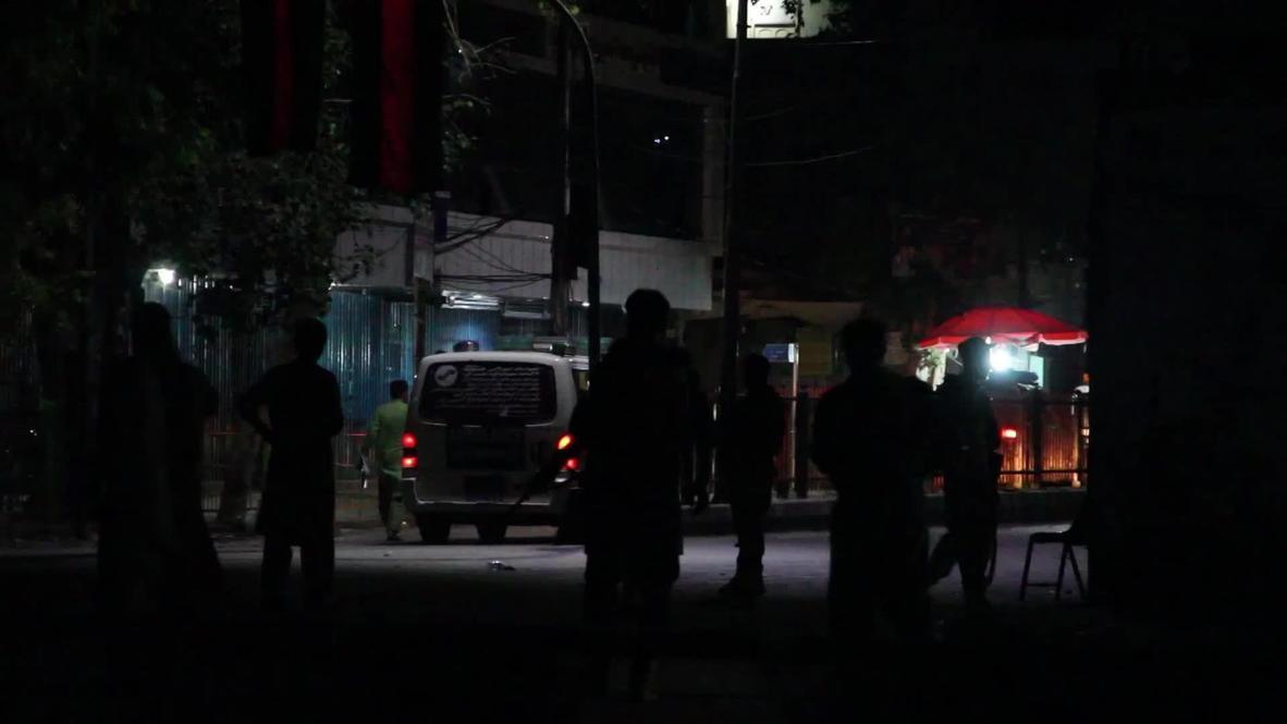 أفغانستان: قوات الأمن تستجيب بعد هجوم على سجن في جلال آباد خلّف العديد من الضحايا *غرافيك* *محتوى قاس*
