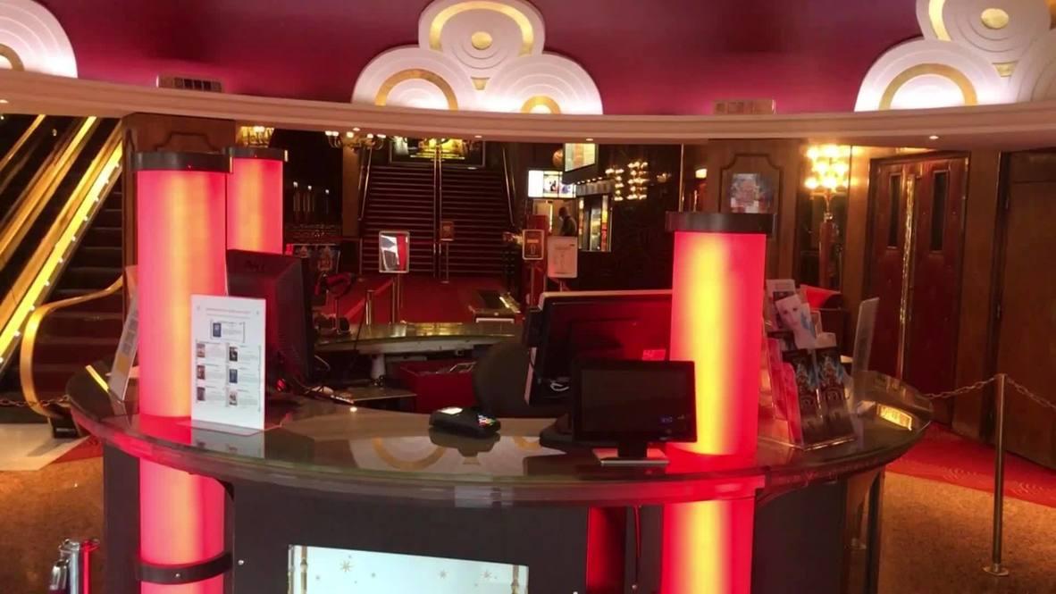 فرنسا: إغلاق مؤقت لسينما غراند ريكس الشهيرة في باريس بسبب فيروس كورونا