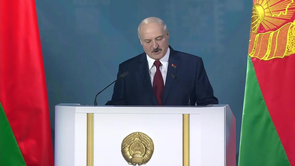 """Белоруссия: """"Россия всегда была, есть и будет нашим союзником"""" - Лукашенко"""