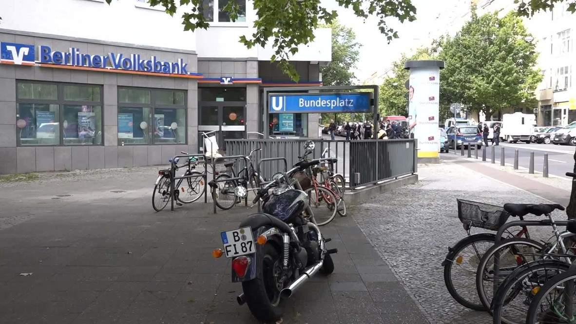 Alemania: Intento de robo de un banco acaba en un tiroteo en Berlín
