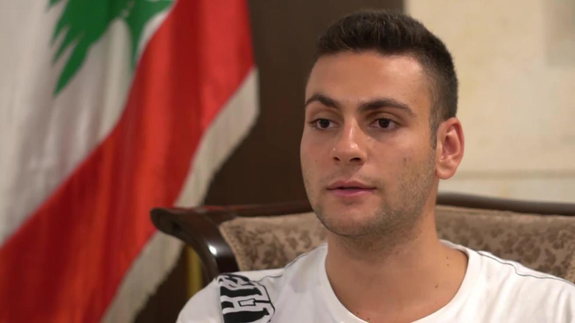 لبنان: صاحب فندق يستقبل عائلات تدمرت منازلها بسب تفجيرات بيروت
