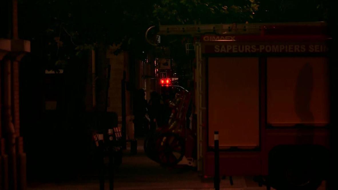 France: Armed hostage taker surrenders to police at Le Havre bank