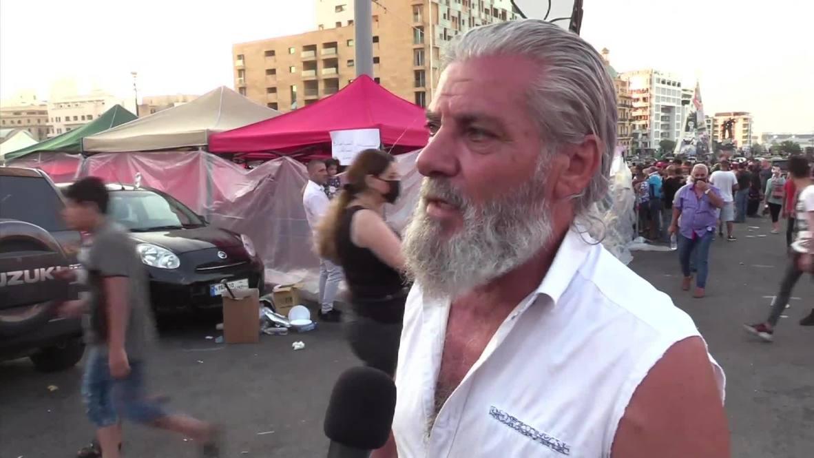 Lebanon: Beirutis react to Nasrallah's statement on port blasts