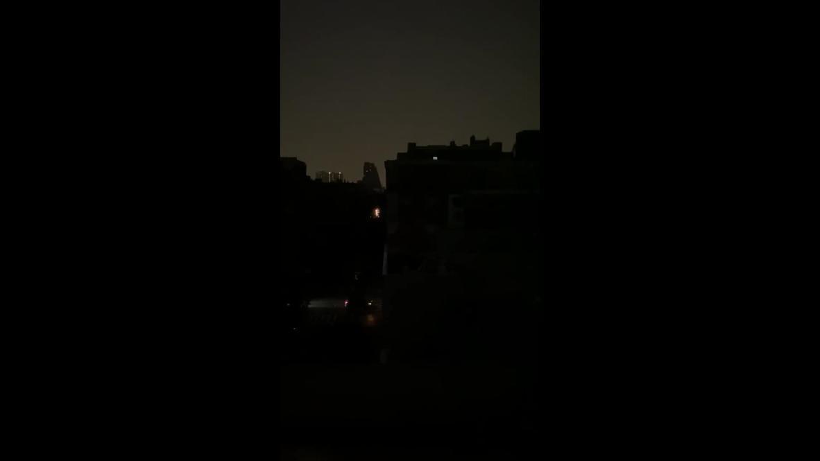 USA: Massive blackout hits parts of  New York City