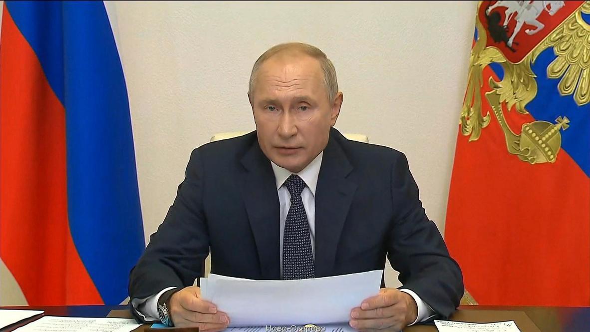 Россия: Путин объявил о завершении первой в мире регистрации вакцины от коронавируса