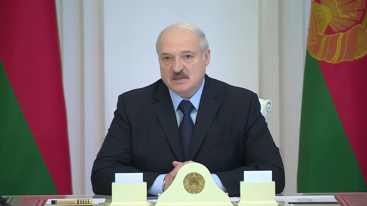 """Белоруссия: Люди с криминальным прошлым и безработные - Лукашенко об """"основе"""" протестующих"""