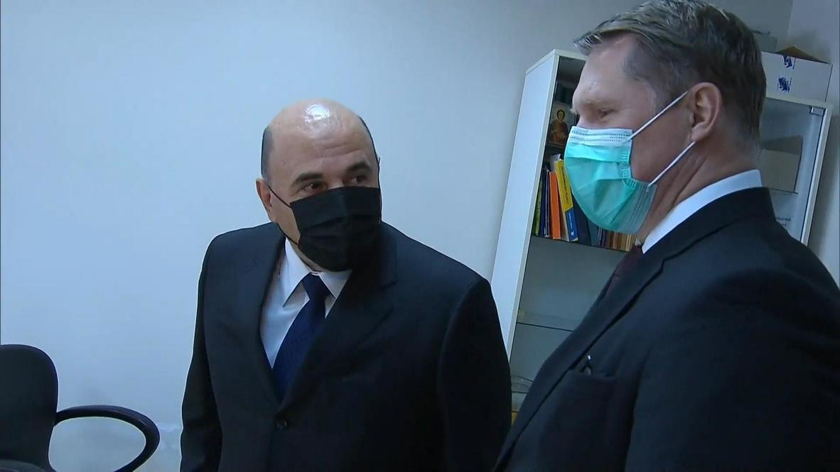 Россия: Мишустин предложил Силуанову и Мурашко проверить зрение