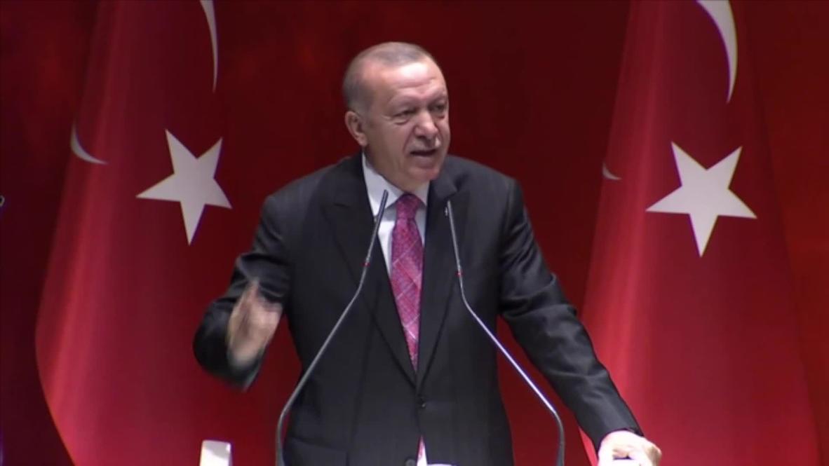 Turkey: Erdogan accuses Greece of 'malicious' attitude in Mediterranean