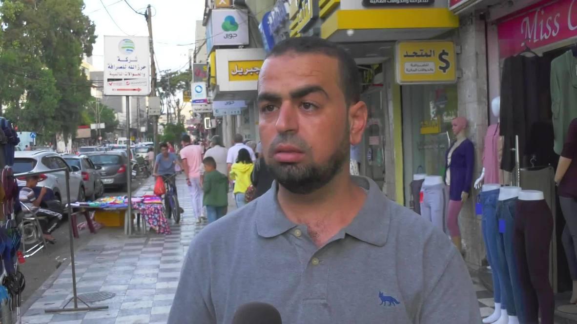 """Estado de Palestina: """"Desastre"""" - Residentes de Gaza sobre el acuerdo entre Israel y los EAU"""