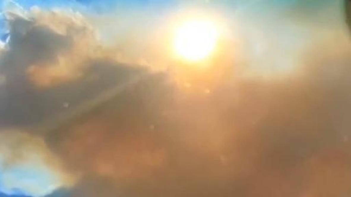 USA: Lake Hughes wildfire consumes more than 40 sq km