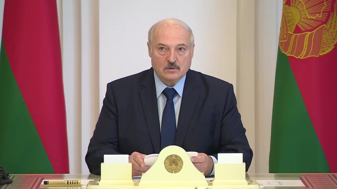 "Белоруссия: ""Я пока живой и не за границей"" - Лукашенко"