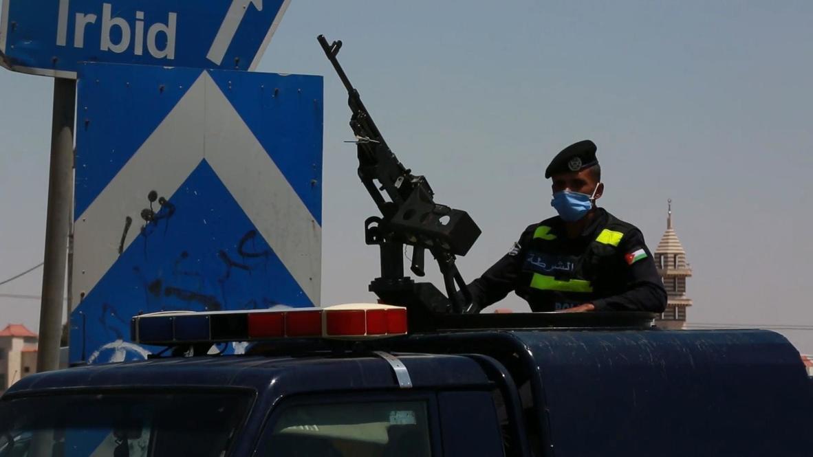 Jordania: Aíslan Ar-Ramtha por el aumento de casos de covid-19