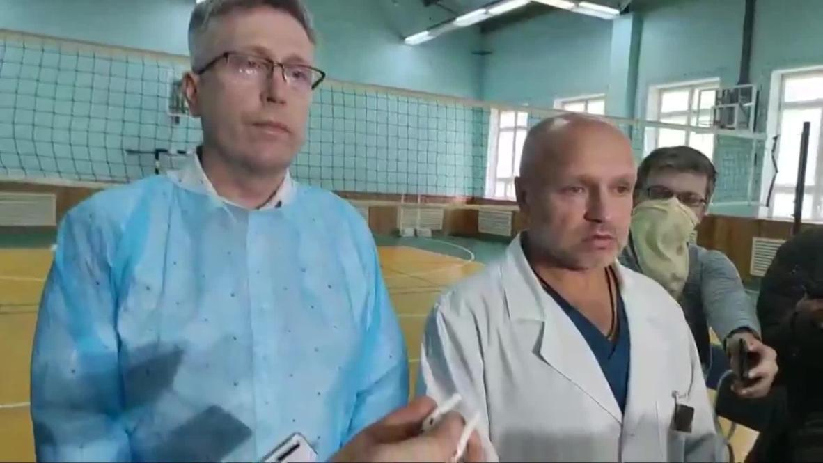 Rusia: No se ha encontrado veneno en el cuerpo de Navalny - Jefe médico adjunto del hospital de Omsk