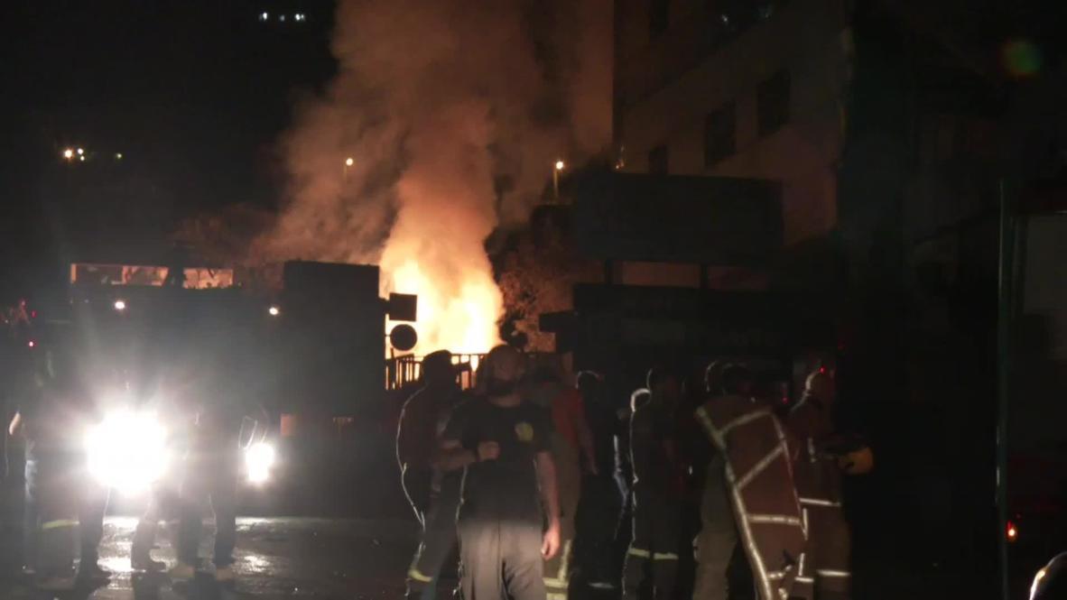 لبنان: قتلى وجرحى جراء اشتباكات بين جماعات مسلحة في خلدة