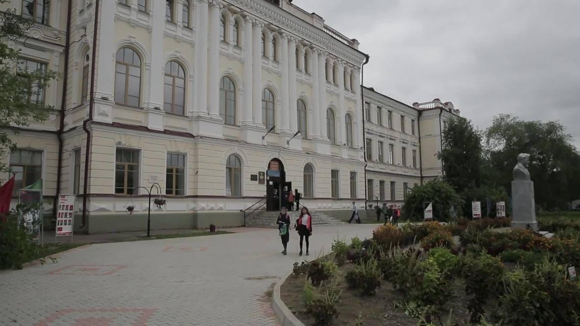Россия: В Благовещенске школьники получили ожог глаз во время дезинфекции класса