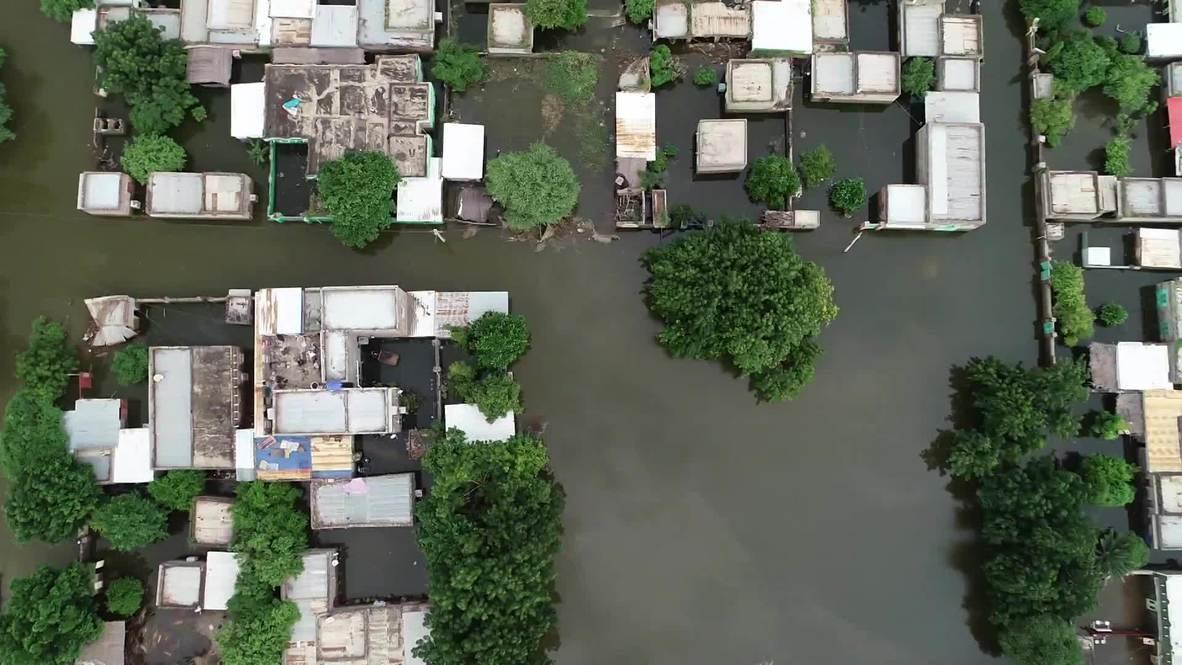 Sudan: Severe Blue Nile flooding hits Singa