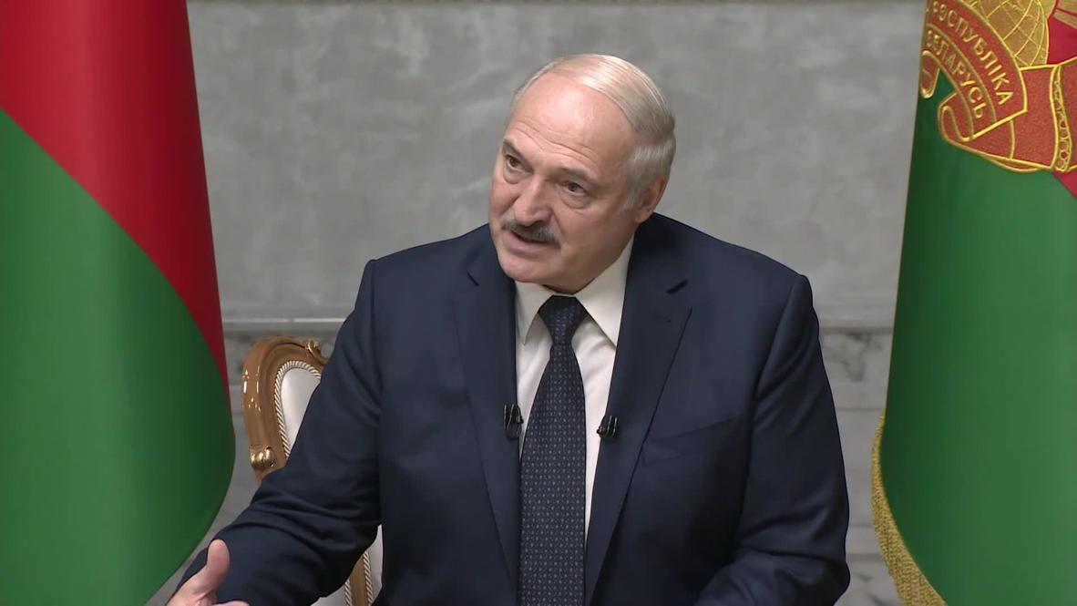"""Белоруссия: """"С """"кем-либо"""" президенты не ведут переговоры"""" - Лукашенко о нежелании выходить на диалог с членами КС"""
