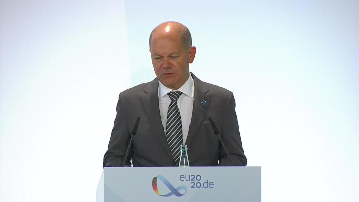 """ألمانيا: نائب المستشارة الألمانية ينذر بريطانيا """"بعواقب وخيمة للغاية"""" في حال تنفيذ بريكست دون اتفاق"""