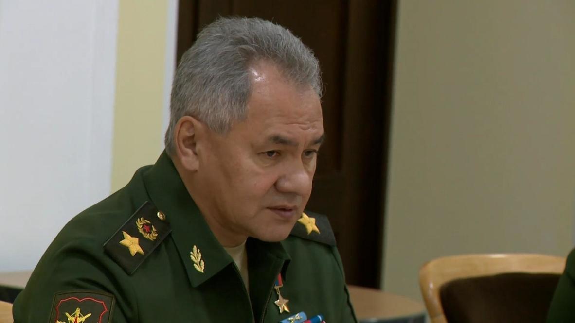 بيلاروس: وزير الدفاع الروسي يصل مينسك لمناقشة التعاون العسكري