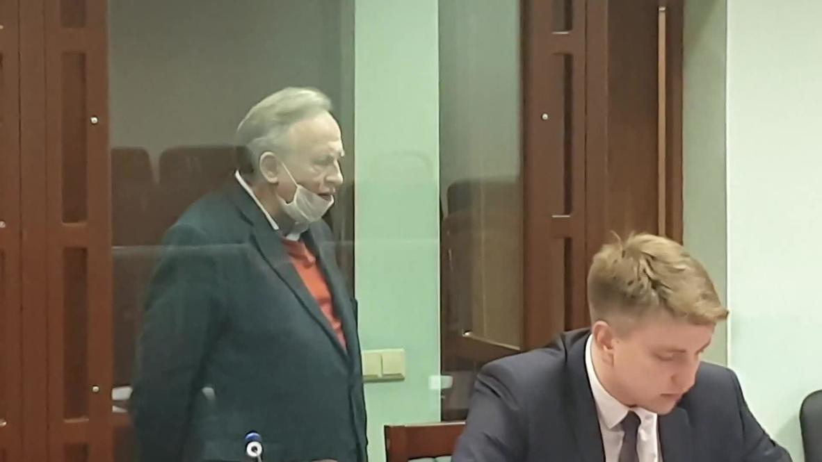 Россия: Октябрьский суд продлил историку Соколову содержание под стражей на три месяца