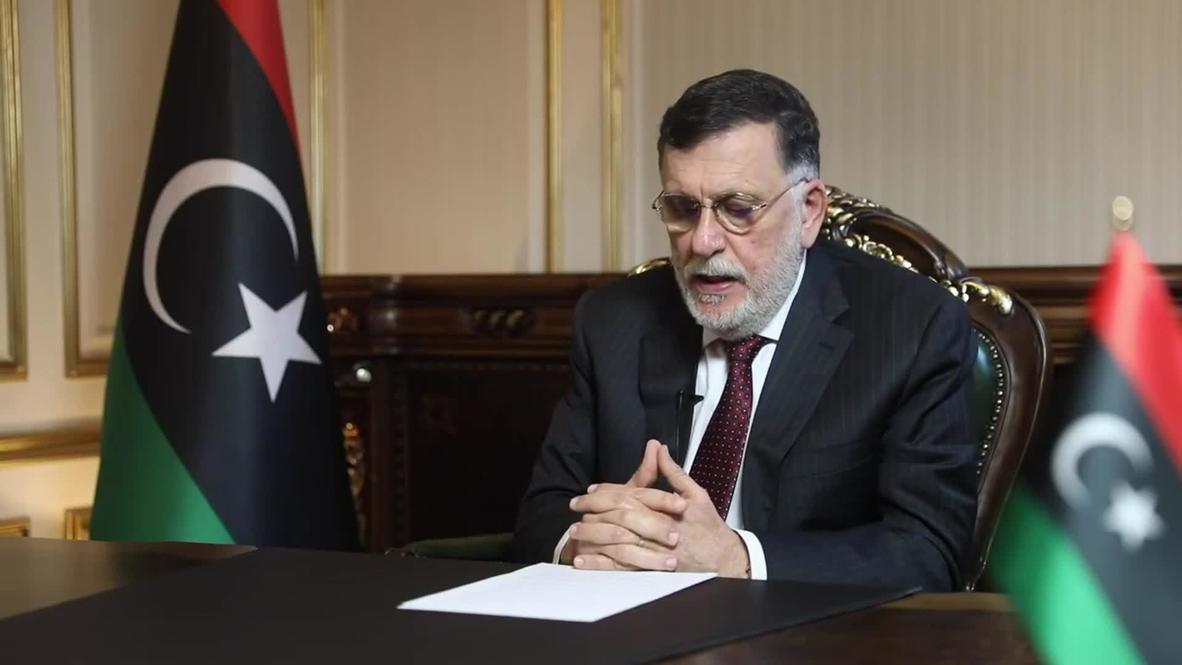 ليبيا: فايز السراج يعلن استقالته من رئاسة حكومة الوفاق الوطني