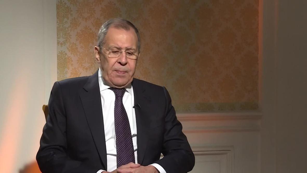 """روسيا: لافروف يؤكد أن زعيمة المعارضة البيلاروسية """"لا تتحدث بلسانها"""""""