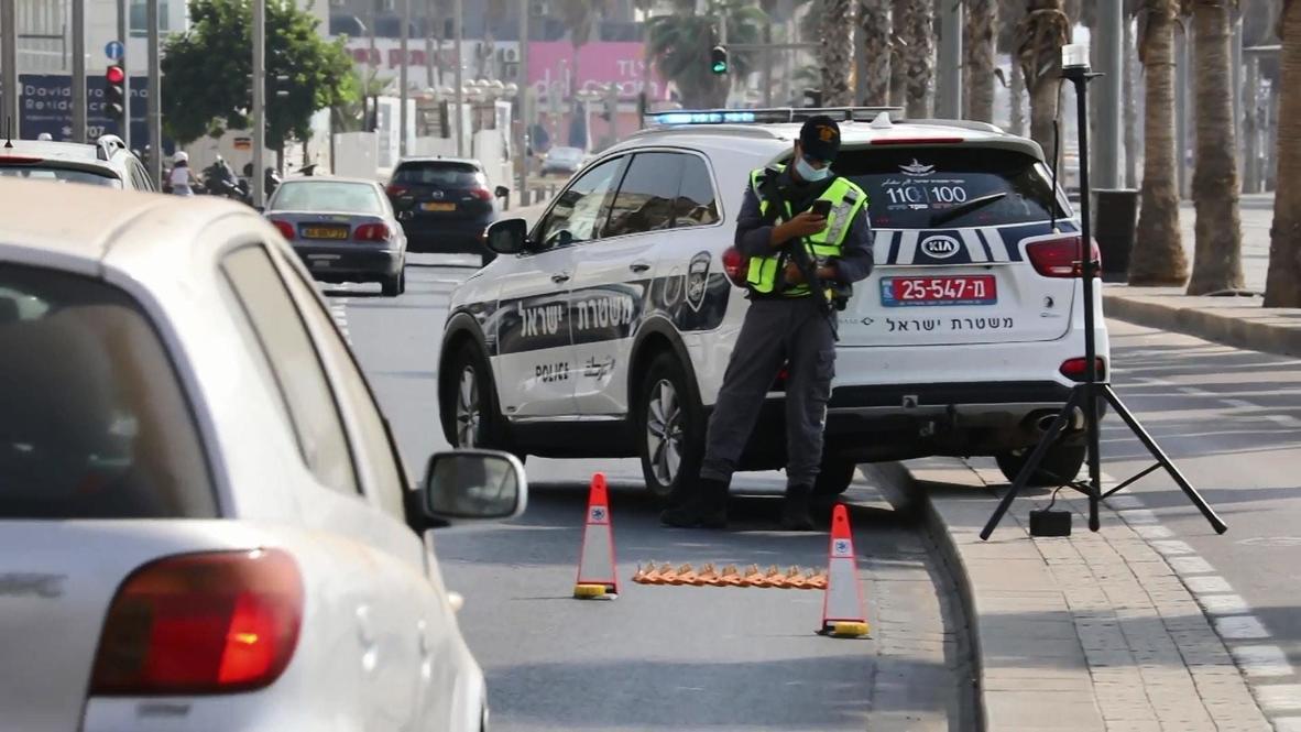 Israel: Residents react as second COVID lockdown begins in Tel Aviv