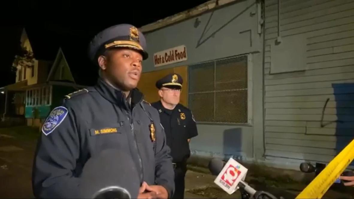"""EE.UU: """"Una tragedia de proporciones épicas"""" - Jefe de policía de Rochester sobre tiroteo multitudinario"""