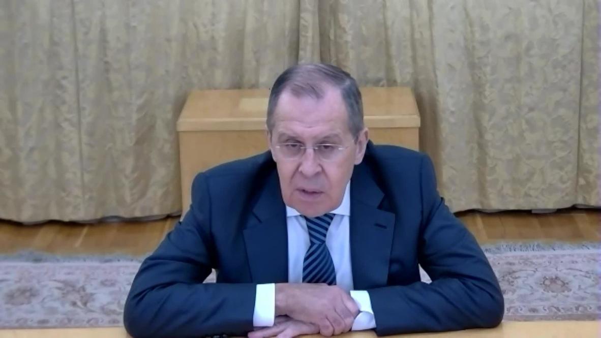 Russia: Moscow, Ankara want to help restore Libyan statehood - Lavrov