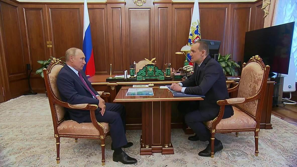Россия: Планируем довести долю онлайн-ипотеки до 80 процентов к концу 2021 года - глава Росреестра