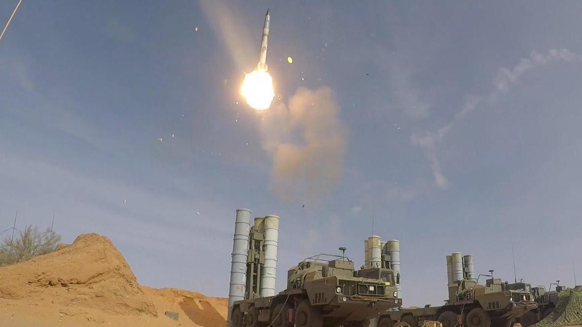 """Роcсия: ЗРК С-400 и  """"Панцирь-С"""" уничтожили воздушные цели в рамках учений в Астраханской области"""