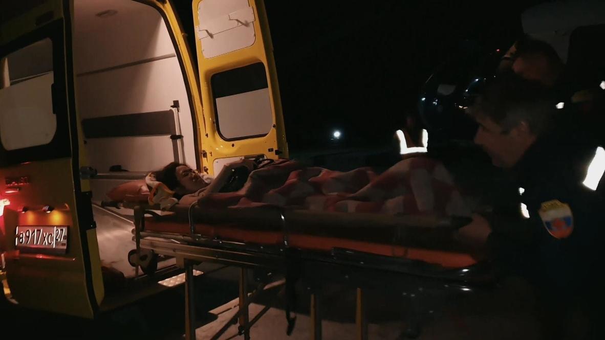 Россия: Более сорока человек пострадали в ДТП с автобусом в Хабаровском крае