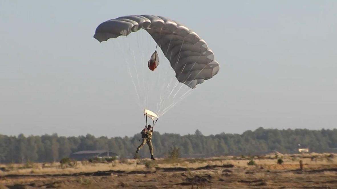 Belarus: Russian and Belarusian paratrooper drills kick off as part of 'Slavic Brotherhood – 2020'