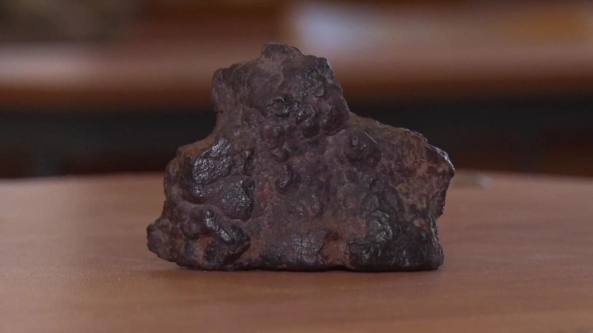 """""""Жена, я тебе звезду с неба достал"""" - семья из Бийска нашла метеорит в лесу"""