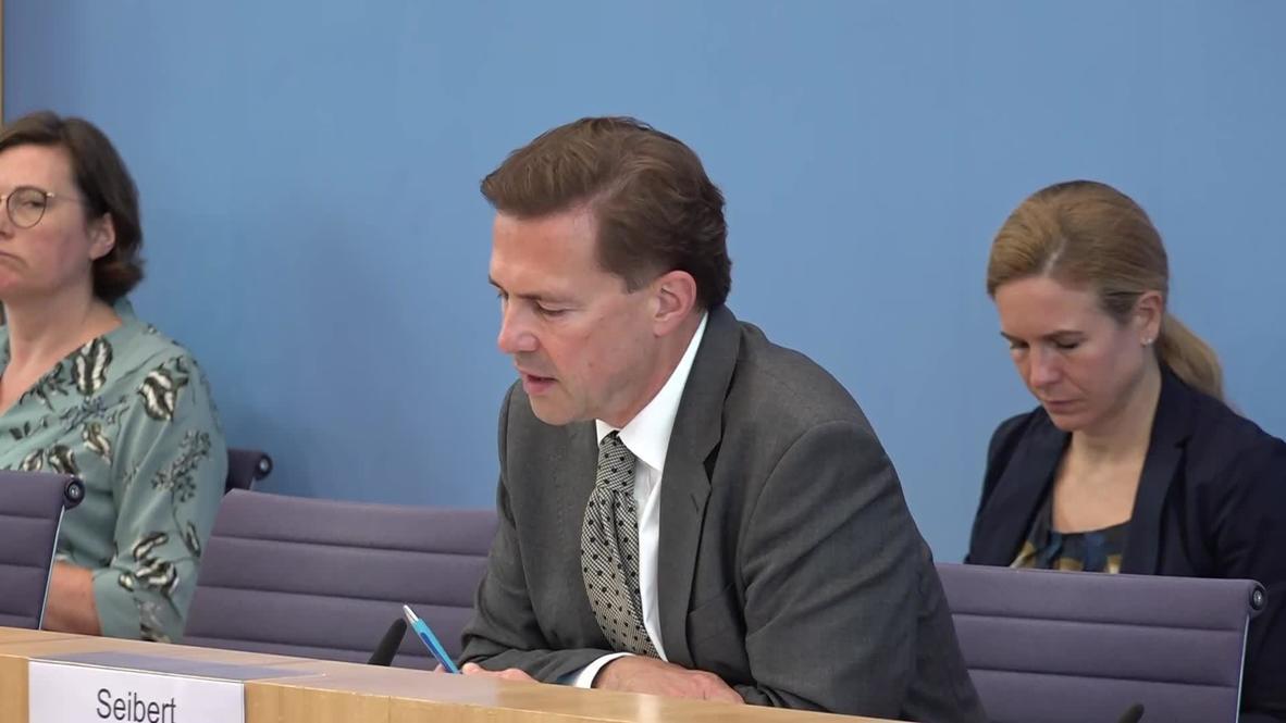 """Германия: Берлин """"выдохнул"""" после выписки Навального из стационара - представитель правительства"""