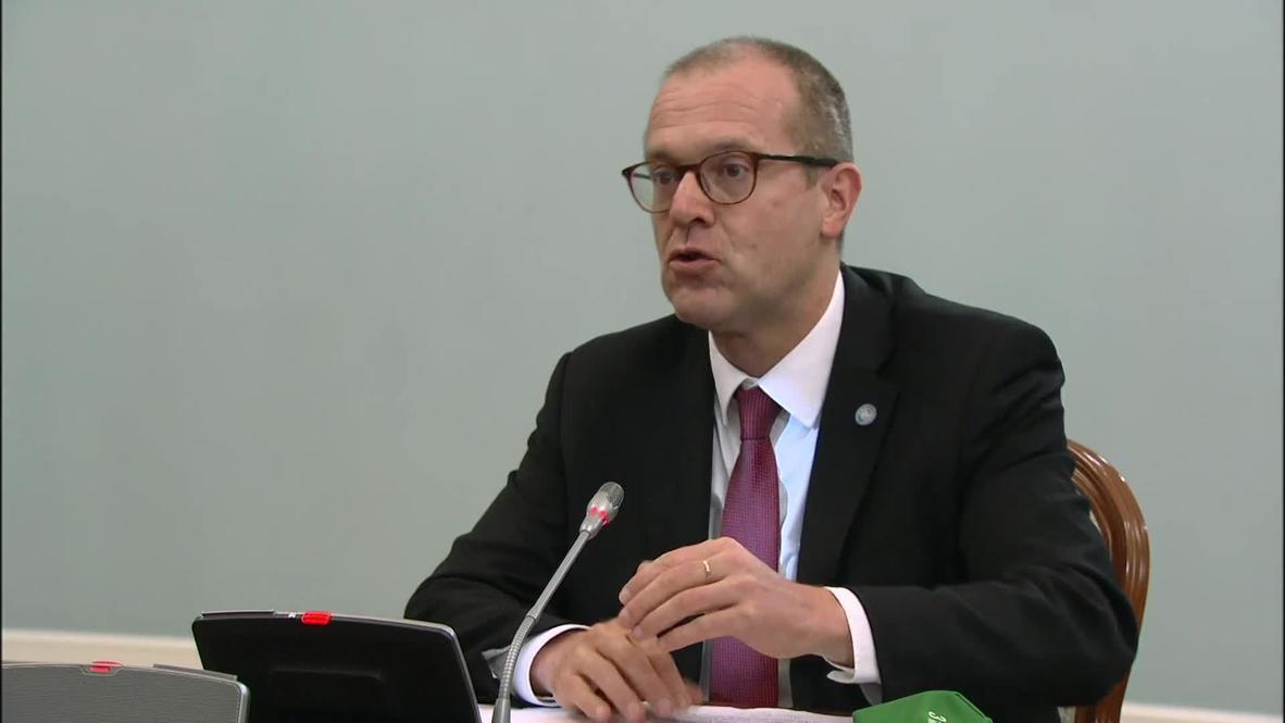 """Россия: Представитель ВОЗ заявил о намерении помогать в продвижении вакцины """"Спутник V"""""""