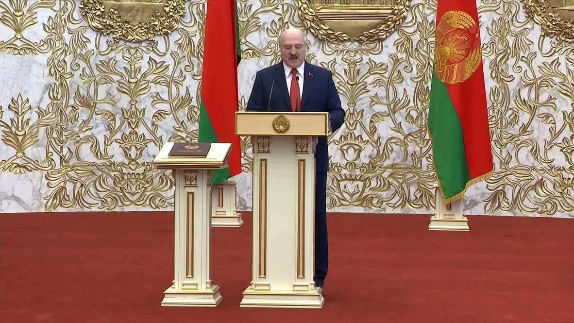 Belarus: Country among few where 'colour revolution failed' - Lukashenko