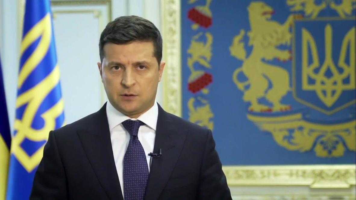 ООН: Зеленский предложил создать в Киеве международный штаб по борьбе с дезинформацией