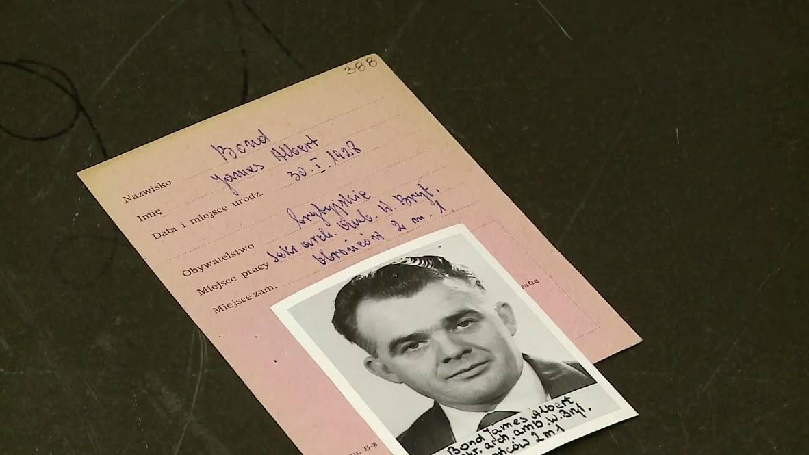 بولندا: الاسم بوند.. جيمس ألبرت بوند - جاسوس حقيقي من الحرب الباردة يحمل نفس اسم الشخصية الخيالية
