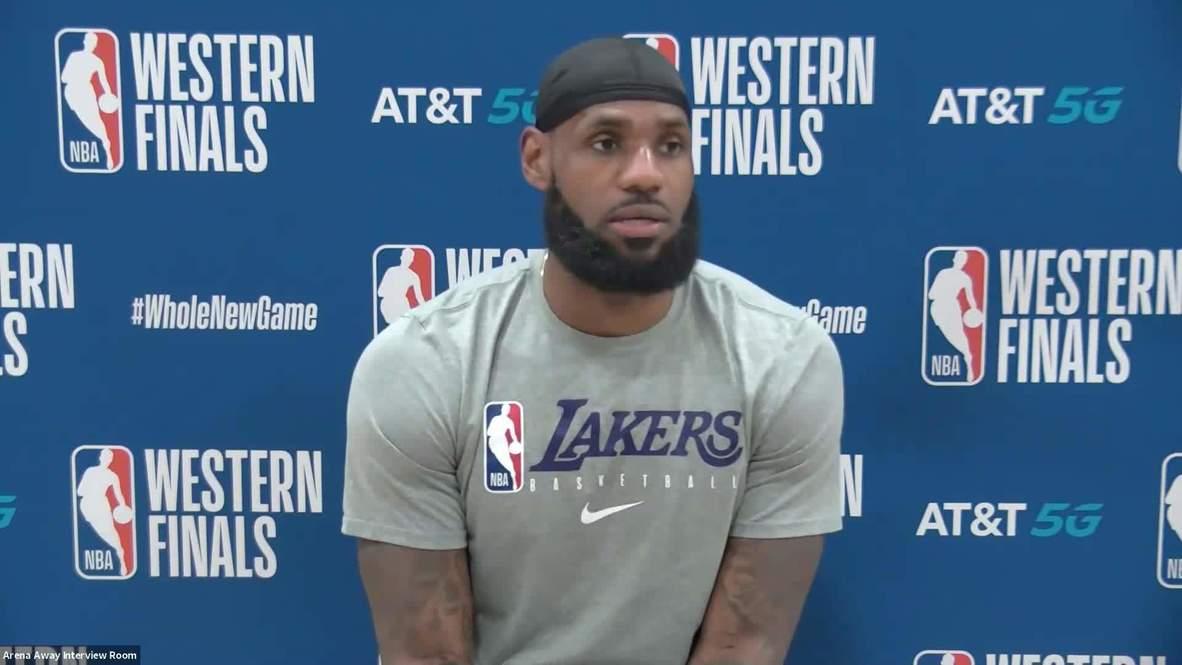 """EE.UU.: """"Ninguno se sorprendió, eso es aún más devastador' - LeBron James y el fallo por Breonna Taylor"""