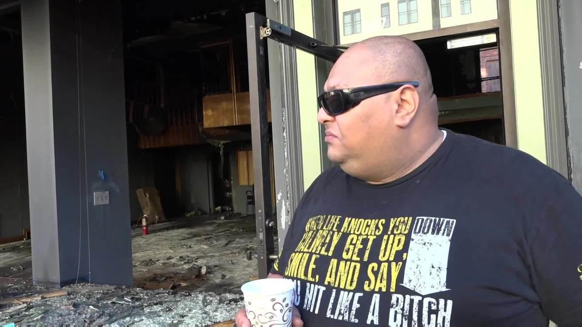 EE.UU.: Vandalizan tiendas en Louisville tras nueva noche de disturbios por el fallo de Breonna Taylor