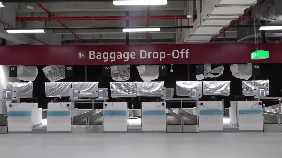 ألمانيا: افتتاح مطار برلين الجديد في أكتوبر بعد تأخير دام تسع سنوات