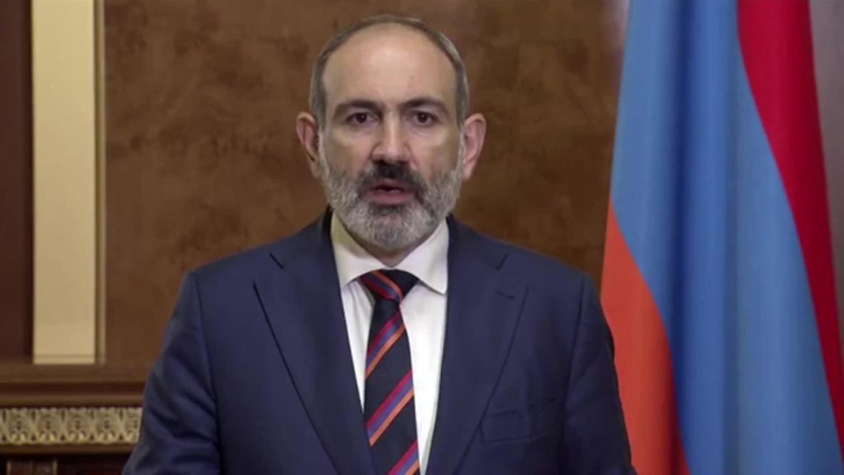 """أرمينيا: رئيس الوزراء يتعهد باتخاذ """"كافة التدابير الضرورية"""" لضمان أمن مواطني قره باغ"""