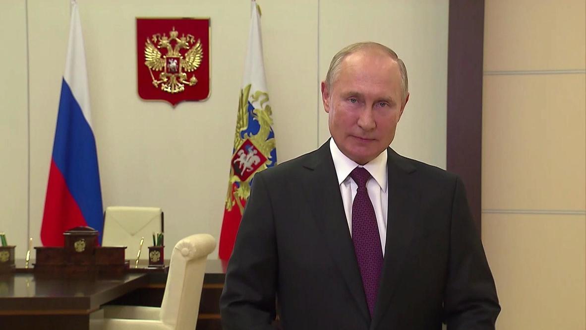 Россия: Белоруссия оказалась в условиях беспрецедентного внешнего давления - Путин