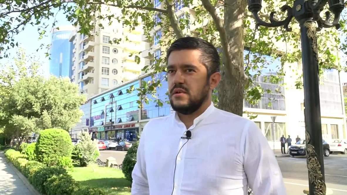 Azerbaijan: Baku residents comment on escalated Nagorno-Karabakh conflict