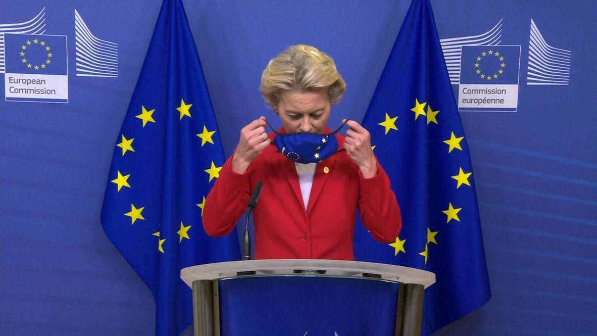 Bélgica: La UE comienza los procedimientos legales contra el Reino Unido para el acuerdo del Brexit