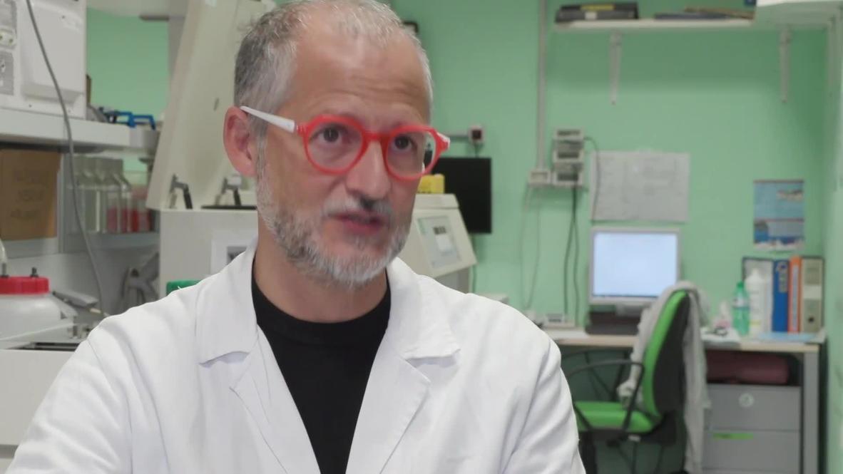 """Italia: Investigadores de Milán descubren """"superanticuerpos"""" para la lucha contra el coronavirus"""