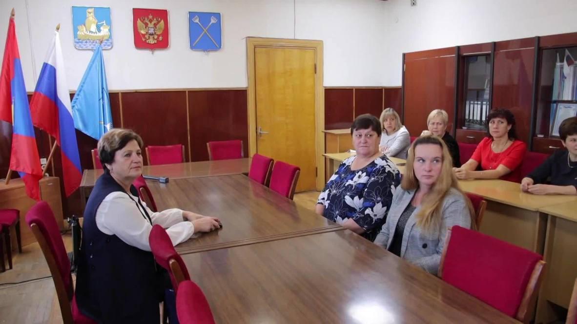 Из уборщицы в главу поселения. Победившая на муниципальных выборах Марина Удгодская вступила в должность