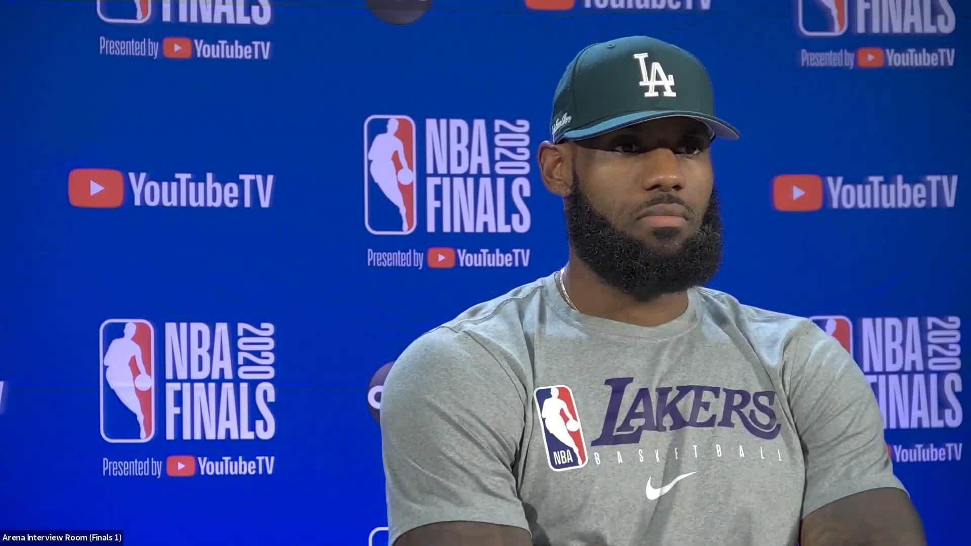 USA: LeBron James, Anthony Davis match Kobe-Shaq in NBA ...